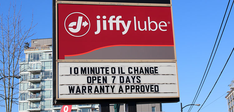 Jiffy Lube Hours Sunday >> About Jiffy Lube Vancouver – Jiffy Lube Oil Change Vancouver